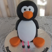 3D Penguin (30 serves) $190