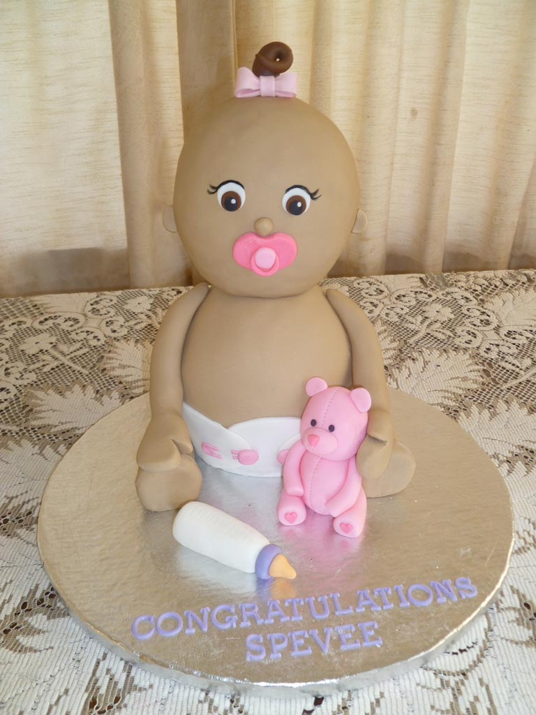 Baby Shower Christening Rozzies Cakes Auckland NZ