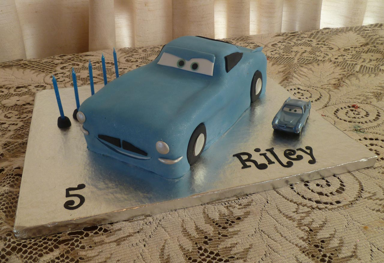 Cars & Trucks Cakes Rozzies Auckland NZ