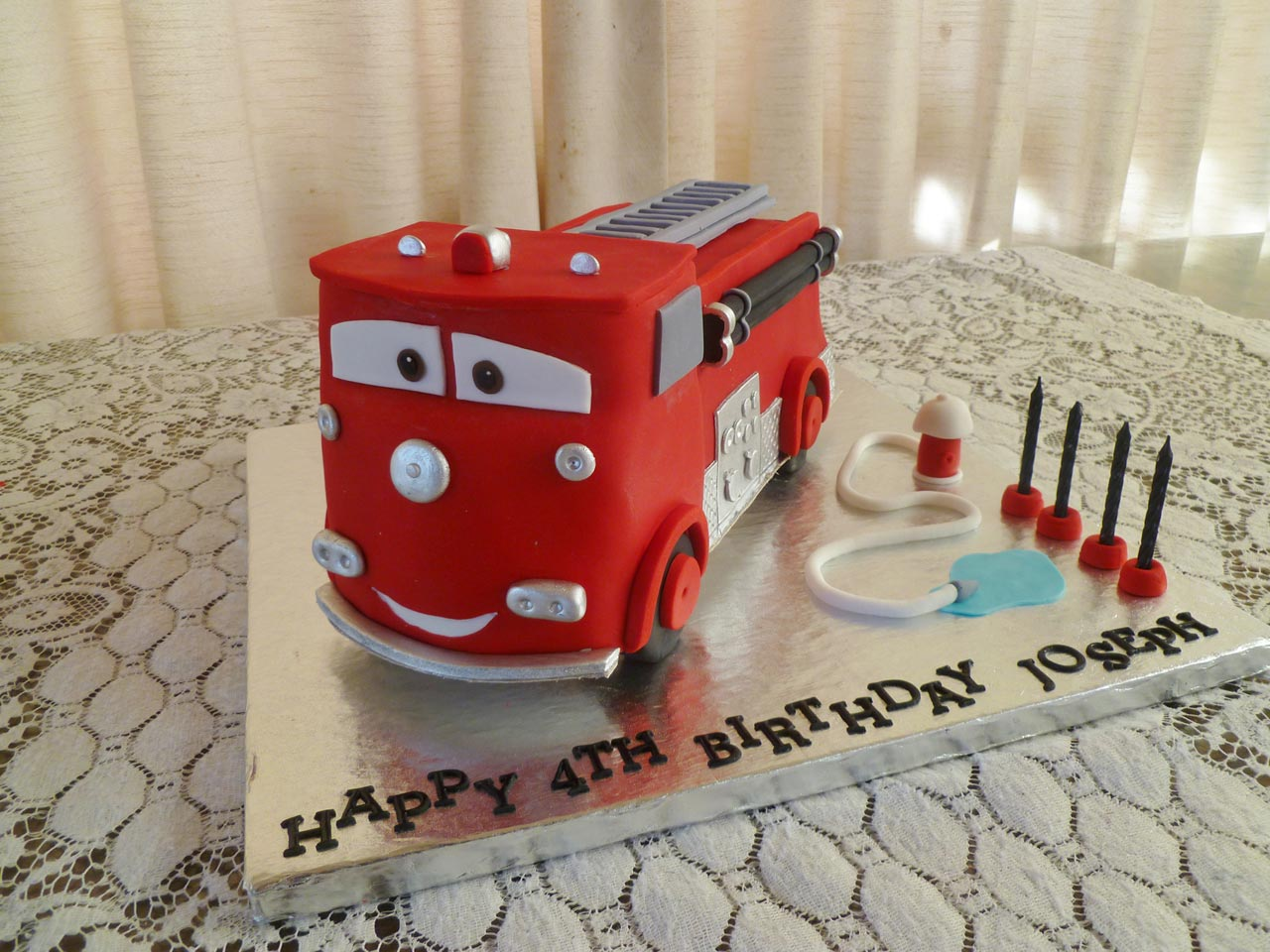 Cars Trucks Cakes Rozzies Cakes Auckland NZ