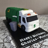 Rubbish Truck (30 serves) $260