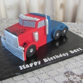 Optimus Prime Truck(30 serves) $220