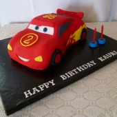 Lighting McQueen-(35 serves) $200