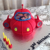 Little Einsteins 3D Rocketship (30 serves) $200