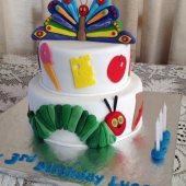 Hungry Hungry Caterpillar (40 serves) $240