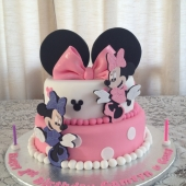 Twin Minnie Mouse (40 serves) $240 (60 serves) $330