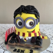 Harry Potter Minion (45 serves) $240