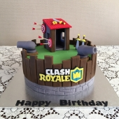 Clash of Clans (25 serves) $200