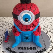Spiderman Minion (45 serves) $240