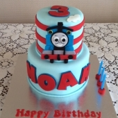 Thomas 2 tier (30 serves) $180