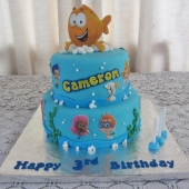 Bubble Guppies (40 serves) $220