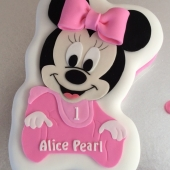 Baby Minnie Mouse (25 serves) $160
