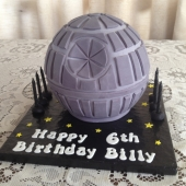 Star Wars Death Star (30 serves) $220