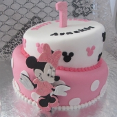 Minnie Mouse Topsy Turvy (50 serves) $240