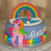 My Little Pony (25 serves) $180