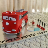 Red The Fire Engine (30 serves) $220
