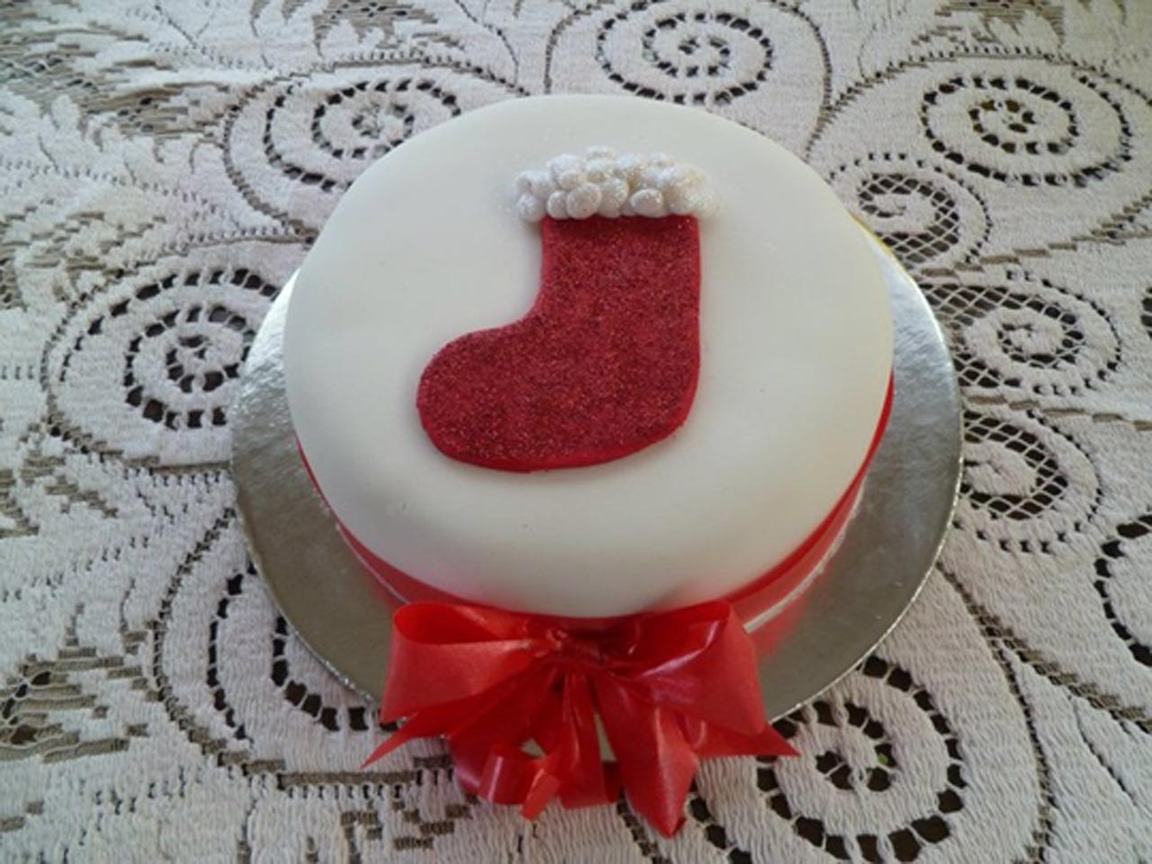 Cake Designs Nz : Christmas Cakes   Rozzies Cakes Auckland NZ