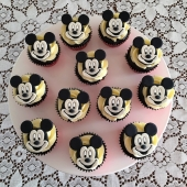 Mickey Mouse Face $70 (per dozen)