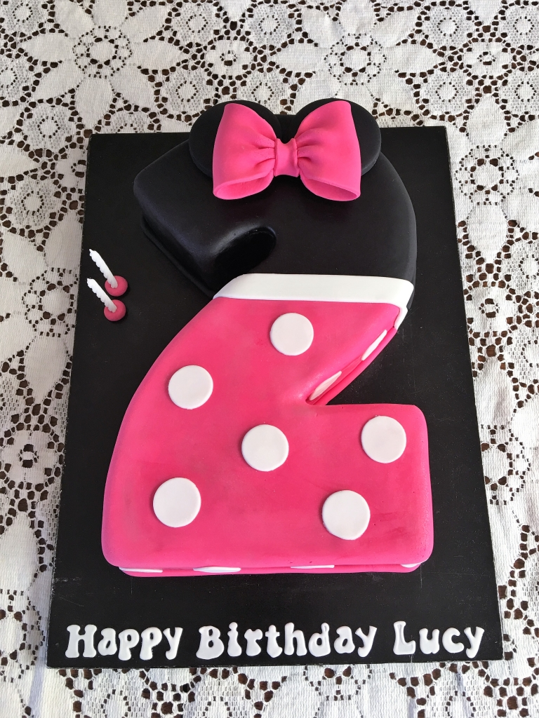 Number Cakes Rozzies Cakes Auckland NZ