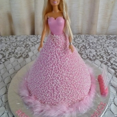 Barbie Doll (35 serves incl doll) $200