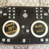 DJ Turntable (50 serves) $300