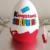 Kinder Surprise (40 serves) $220