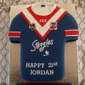 Nrl Roosters Shirt (30 serves) $180