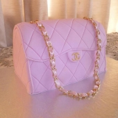 Pink Chanel Bag (30 serves) $190