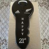 All Blacks shirt Key (40 serves) $190