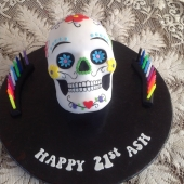 Mexican Sugar Skull (30 serves) $190